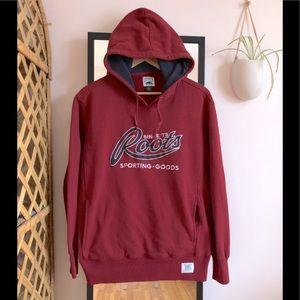 Roots Canada hoodie sweater hooded sweatshirt